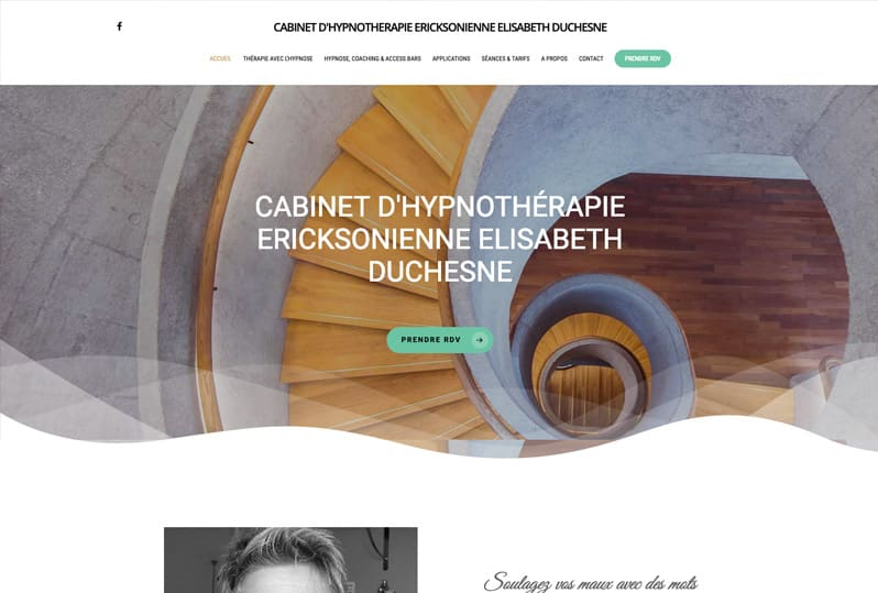 Website redesign ETDKlayce – Coach Access Bar
