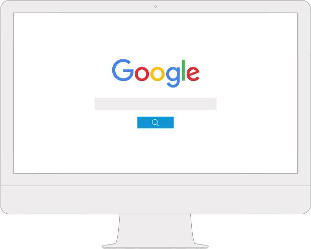 Ecran-google