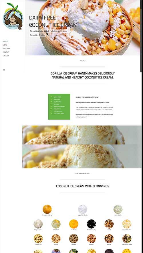 Gorilla-Coconut-Ice-Cream-portfolio-Gini-Concept-Design