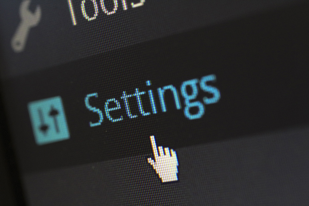 Setting-wordpress