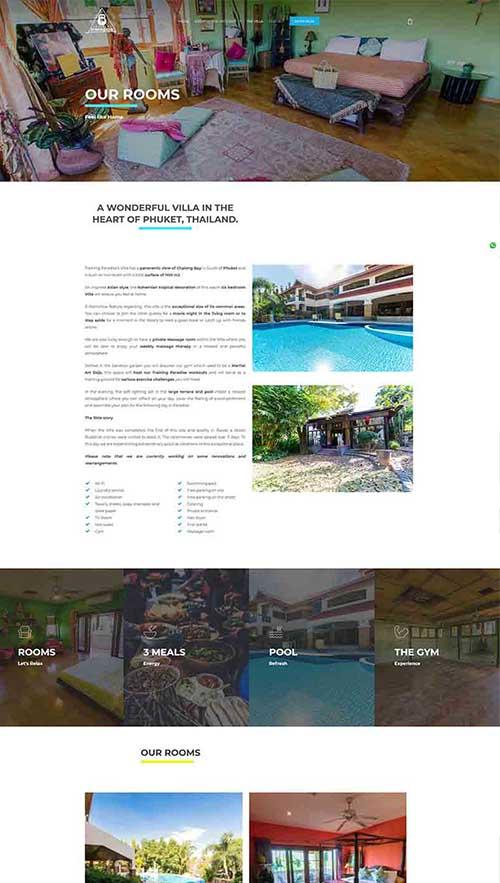 Training-Paradise-portfolio-Gini-Concept-Design