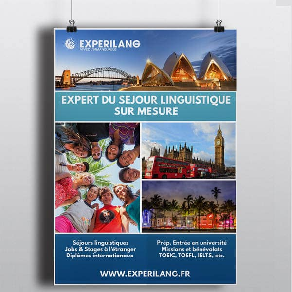 square-poster-experilang